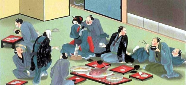 Chá verde – A sua história no Japão