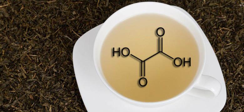 10 dicas sobre o ácido oxálico no chá verde