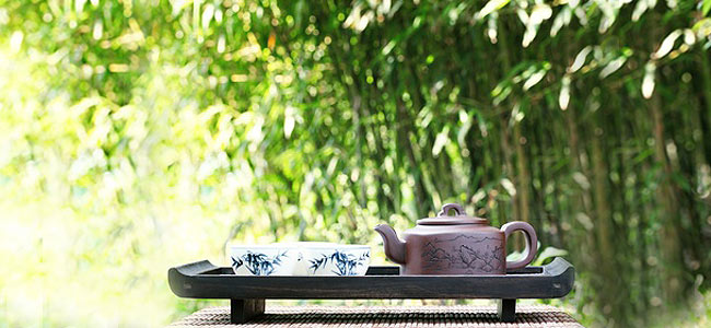 Minerais e oligoelementos no chá verde