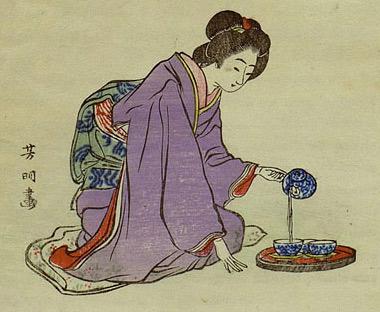 Preparação tradicional japonesa