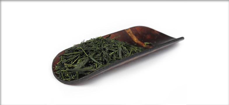Dosagem da infusão de chá verde